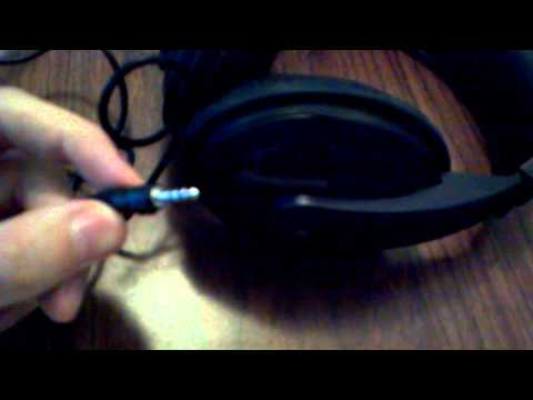 Vibe Sound DJ Style Stereo Headphones-unboxing/review