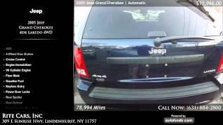 2005 Jeep Grand Cherokee 4dr Laredo 4WD | Rite Cars, Inc, Lindenhurst, NY - SOLD