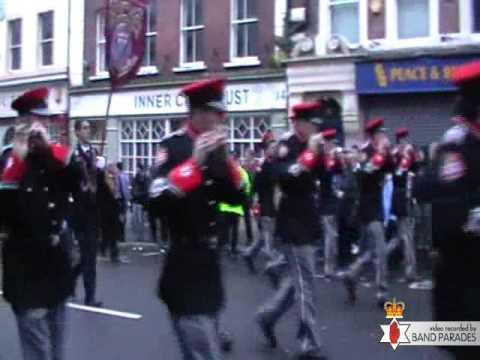 Shankill Star 4 @ Apprentice Boys of Derry Shutting of the Gates Parade 2009