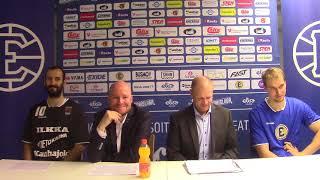 Espoo United - Kauhajoki Postgame 21.10.2017