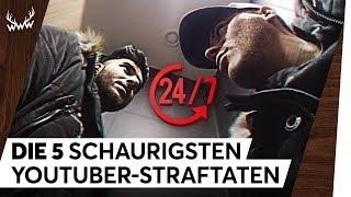 Die 5 SCHAURIGSTEN YouTuber-Straftaten! | TOP 5