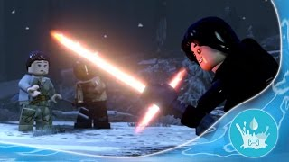 LEGO Star Wars: The Force Awakens (Part 4)   Making My Way to 100%   1080p 60 FPS
