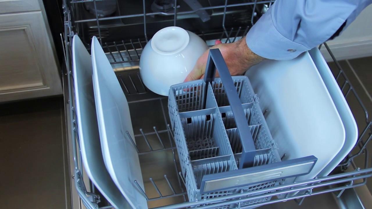 Thermador Loading Your Dishwasher Youtube
