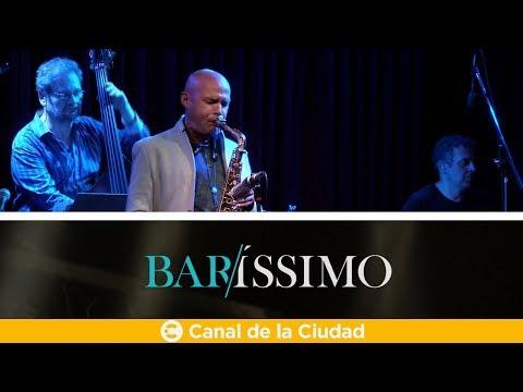 Miguel Zenón nos deleita con su música en Baríssimo