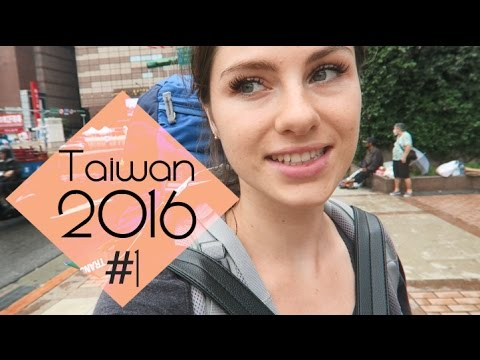 Erste Station HILTON - Backpacking Taiwan 2016 #1