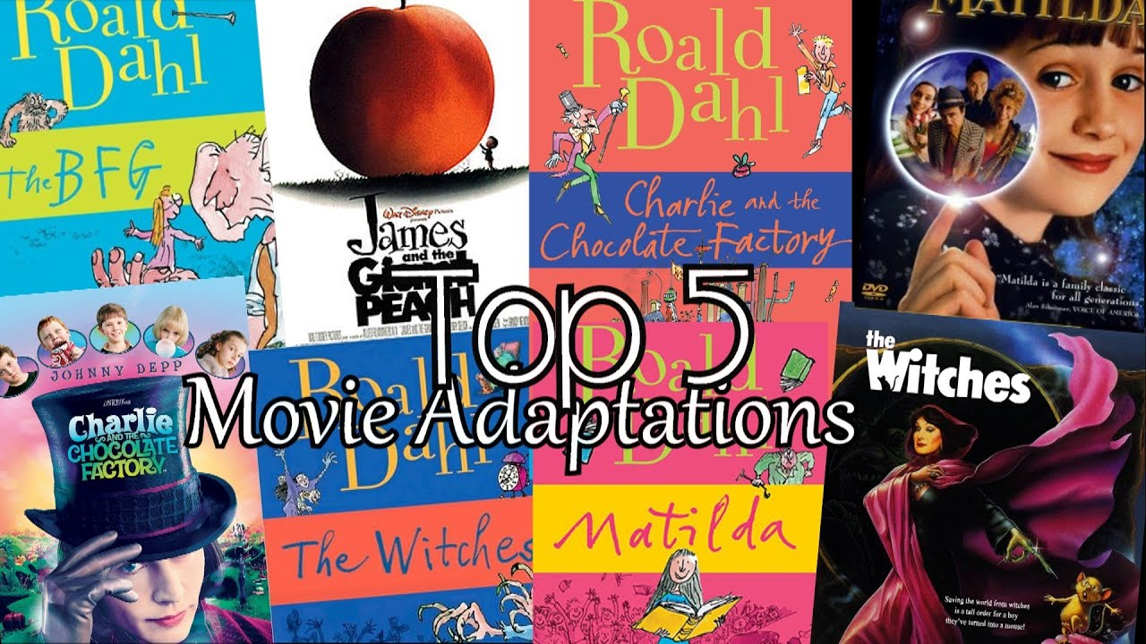 film adaptations of charlie the By the way, the other dirk pitt movie adaptation, raise the titanic, was also an   silver screen footsteps of its predecessor, charlie and the chocolate factory.