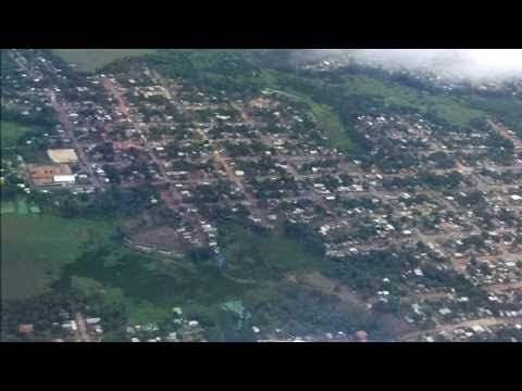 Journey to Northern Brazil - video 4 - take off Macapa