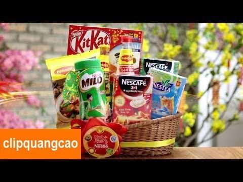 Quảng Cáo Nestlé Tết 2018 | Vị Tết Nestlé – Vị Khai Xuân Hạnh Phúc !