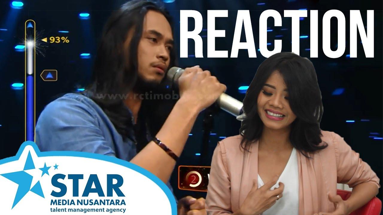 Rising Star Indonesia Reaction (Trio Wijaya