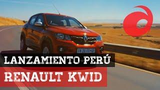 Nuevo Renault Kwid | Lanzamiento Perú