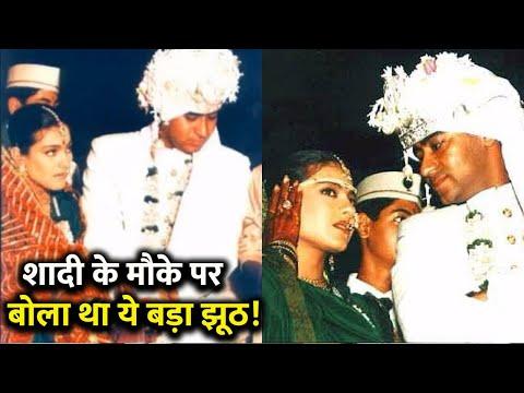 Ajay Devgan से पहली मुलाकात में ऐसा रहता था Kajol का रिएक्शन, शादी के मौके पर बोला था ये बड़ा झूठ! from YouTube · Duration:  2 minutes 13 seconds