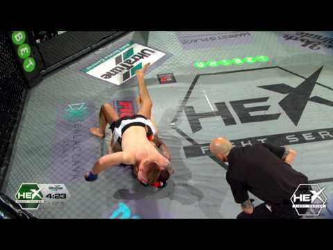 Hex Fight series 9 - Jim Crute winner via SUB