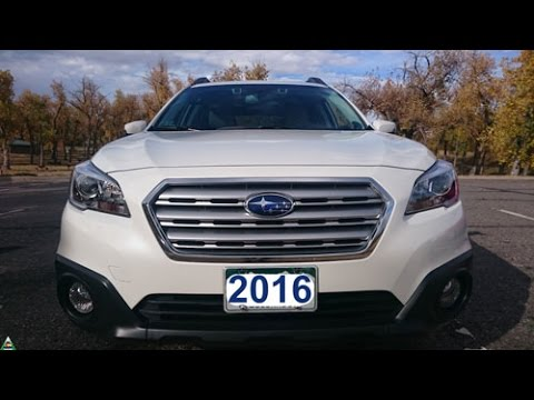 2016 Subaru Outback | Read Owner and Expert Reviews, Prices, Specs