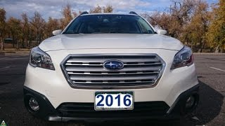 2016 subaru outback tour review at 2 months 2k miles of ownership hd