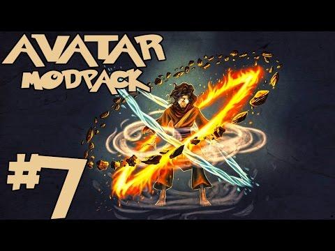 THE BATTLE FOR AVATAR! -- Avatar Modpack Episode 7 (Minecraft Avatar Mod) - 동영상