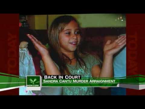 SANDRA CANTU-  Judge seals Cantu autopsy evidence.flv