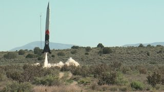 UNM mechanical engineering students launch biggest rocket ever built