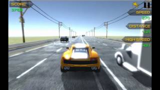 Unity - Highway Racer V2 Update (10.08.2016)