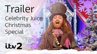 Celebrity Juice Christmas Special | Thursday 14th December | ITV2