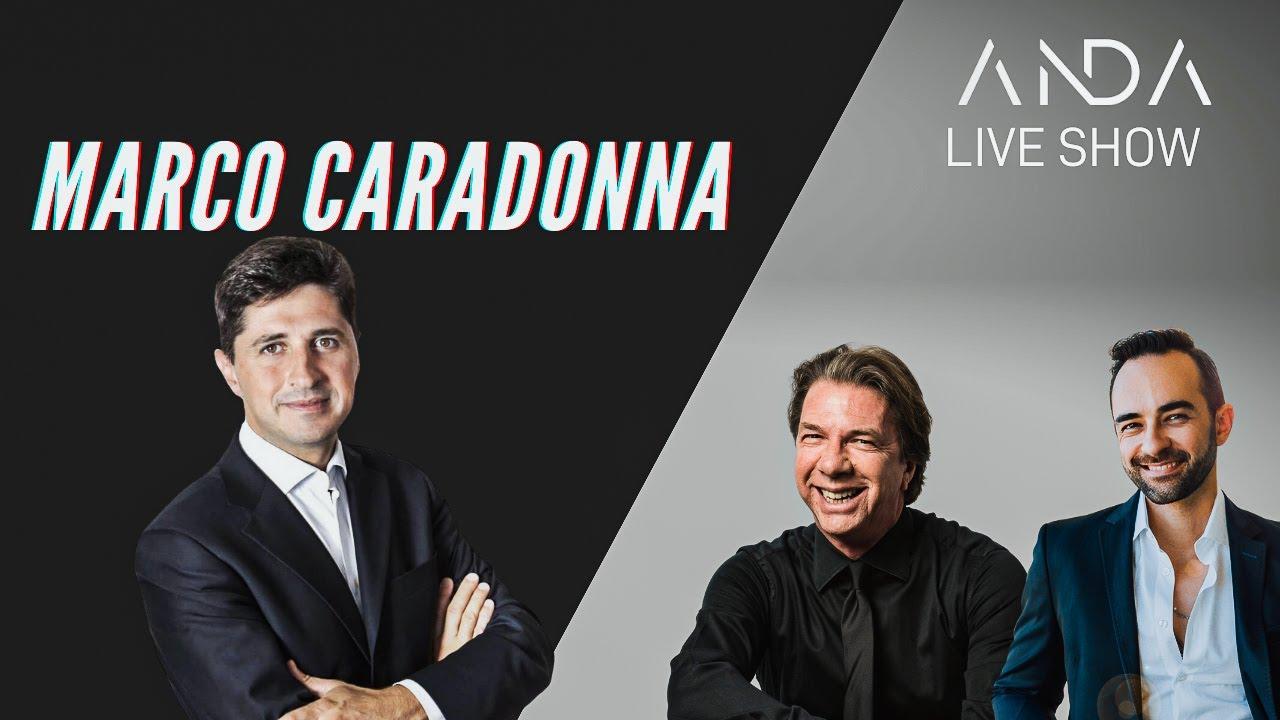 ANDA Live Show con ospite Marco Caradonna