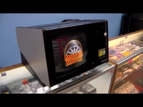 Megatouch Force 2005.5 Countertop Touchscreen Game!  The Ipad's Grandfather!