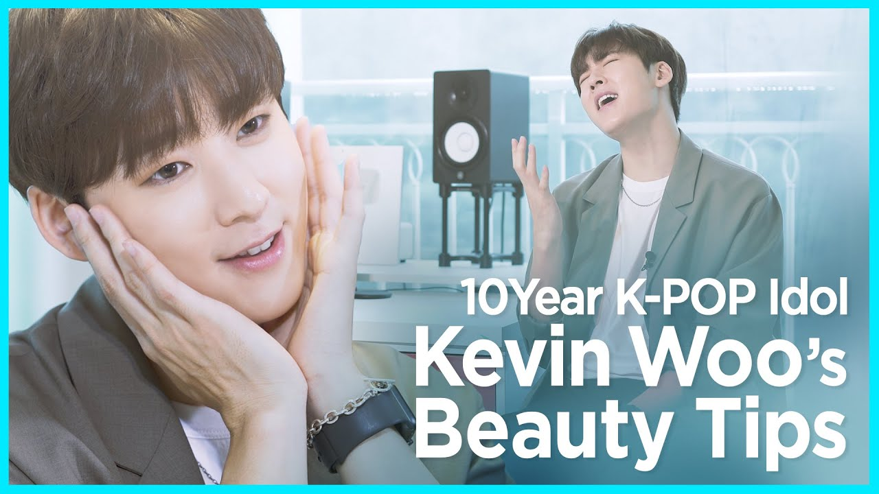 SUB) All About Kevin Woo! The reason why Kevin Woo is loved over 10 years! [In Your Pouch|Kevin]