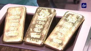 ارتفاع اسعار النفط والذهب - (14-12-2017)
