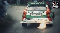 WRC Rally Lancia Delta HF Integrale Carlos Sainz Jolly Club (Full HD)