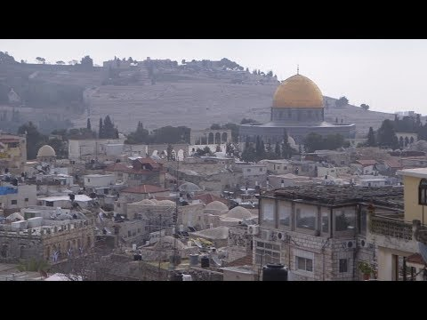 Holy Land: Peace begins with getting along with your neighbor