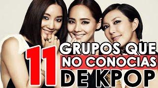 Video Grupos de Kpop que Nadie Conoce // Martes de 10 Kpop // Shiro No Yume download MP3, 3GP, MP4, WEBM, AVI, FLV Mei 2018