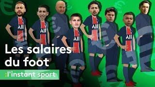 Les salaires du foot