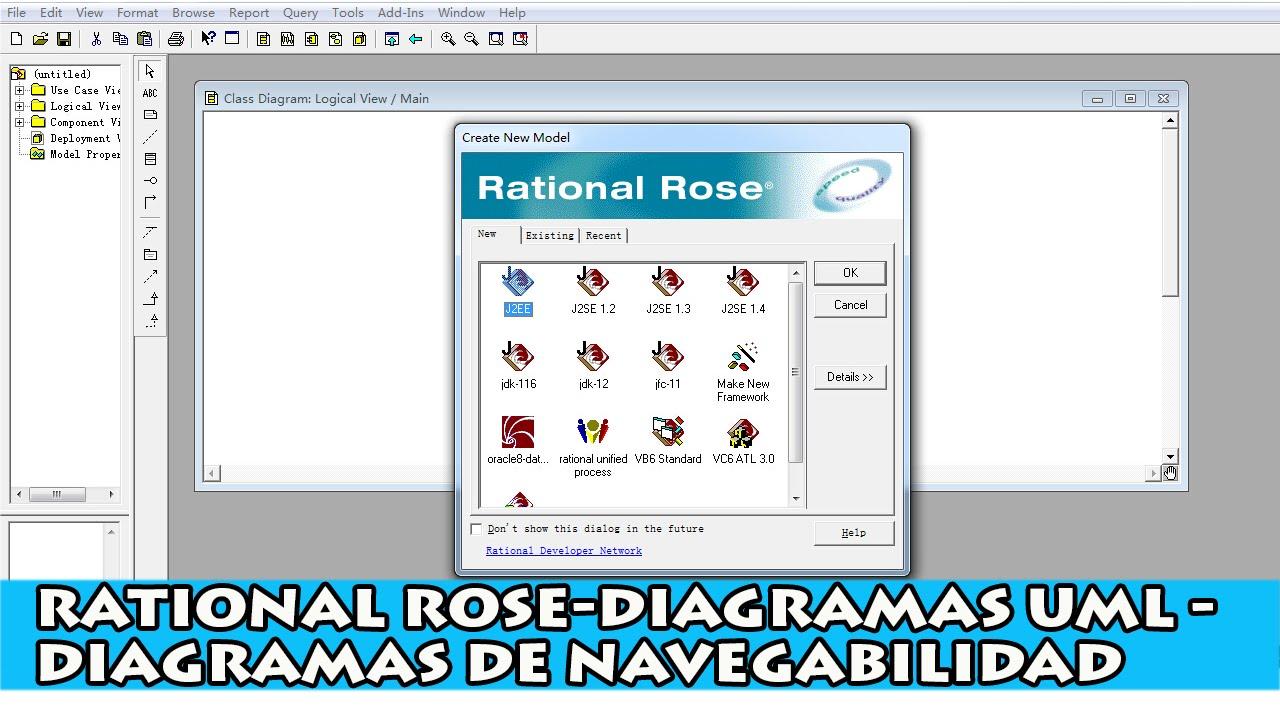 ROSE TÉLÉCHARGER LOGICIEL UML RATIONAL