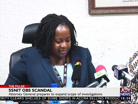 SSNIT Software Scandal - The Pulse on Joy News (19-4-18)