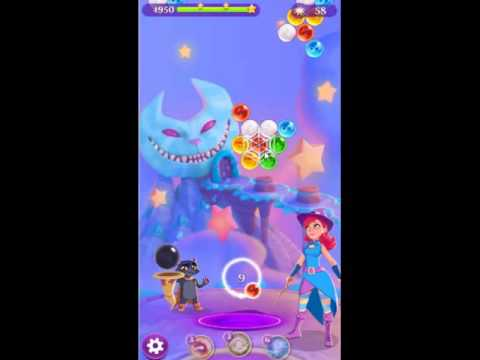 Bubble Witch Saga 3 Level 145 - NO BOOSTERS 🐈