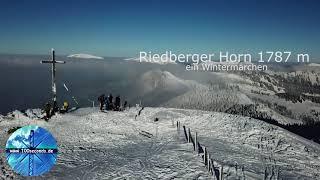 Riedberghorn Schneeschuh T2