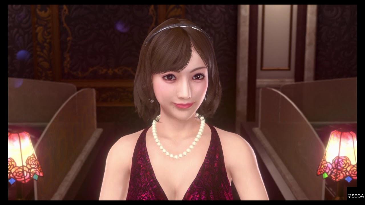 Yakuza Kiwami Hostess