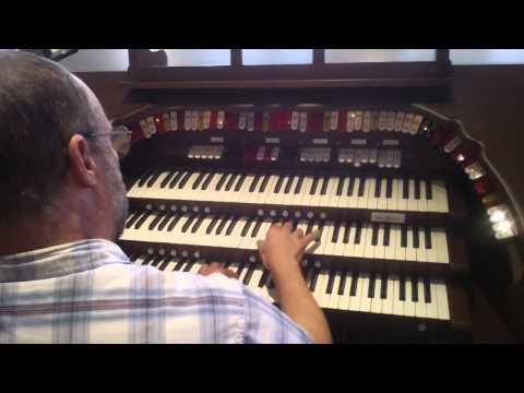 Allen Q-311 used theater organ.MOV