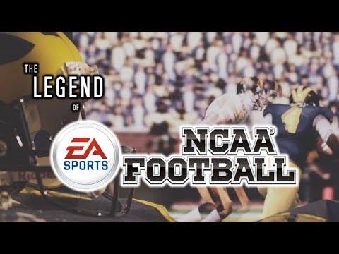 The Legend of NCAA Football