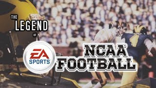 The Legend of NCAA Football