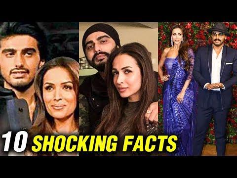 Malaika Arora And Arjun Kapoor 10 SHOCKING UNKNOWN Facts Mp3