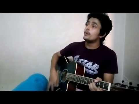 Bondhu Tomar Chokher Majhe Chinta Khela Kore - Covered by RuhanMalek