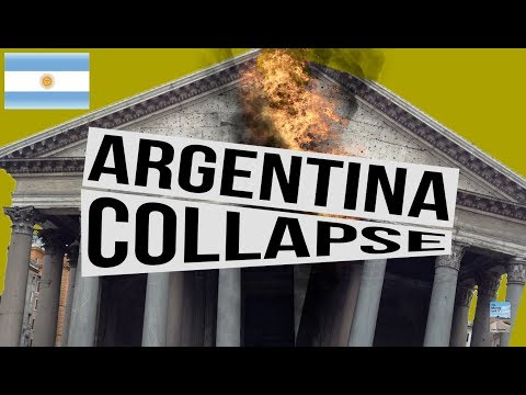 🇦🇷 Argentina Hyperinflation Is About To COLLAPSE the Nation Again! Get Ready For the 9th Default!
