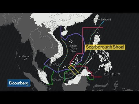 Beijing's Top Admiral Warns on South China Sea