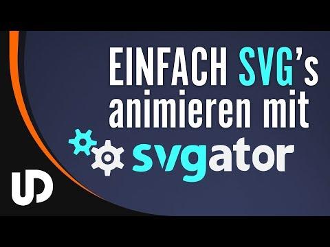 Einfache Web Design Animationen Mit SVG Grafiken? Kein Problem! [TUTORIAL]