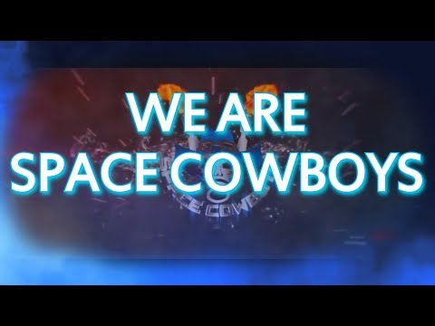 WE ARE SPACE COWBOYS