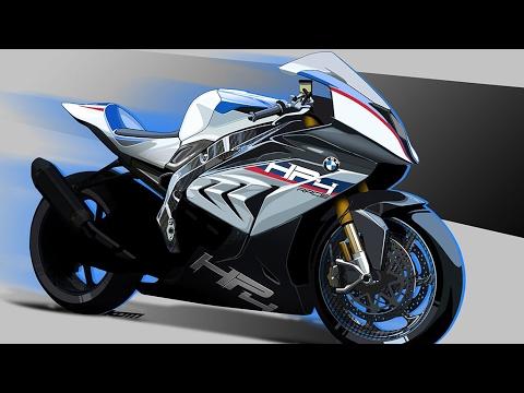 2017 BMW HP4 Race Motorcycle | Demo Ride | Super  Bike