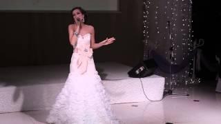Невеста читает рэп 27.11.2013