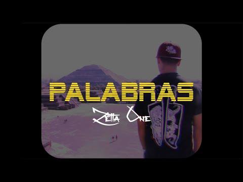 Zetta One 🦊 - Palabras (Sé verlas al revéS) Feat. DJ Z-Kruel (D'jazzo - Jazzy on the beat)