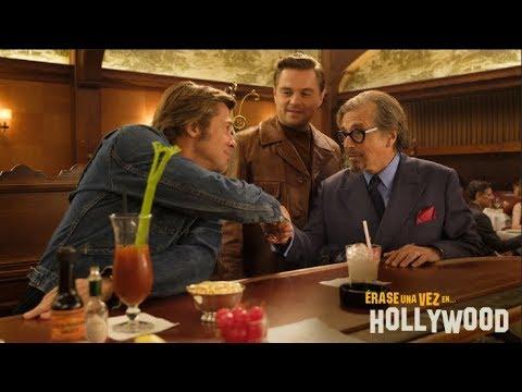 Download ÉRASE UNA VEZ EN HOLLYWOOD - CLIP con Leonardo DiCaprio y Brad Pitt   Sony Pictures España