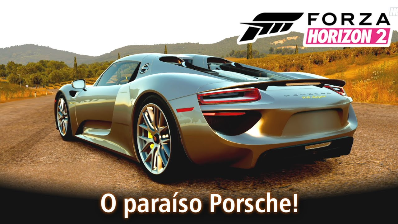 para so 911 turbo s 918 spyder carrera gt b nus dlc porsche forza. Black Bedroom Furniture Sets. Home Design Ideas